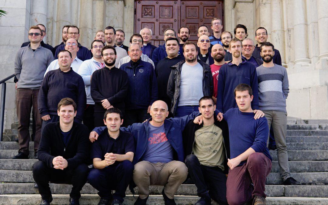Susret mladih isusovaca u Opatiji (1.-4. 11. 2018.)