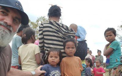 Pater Ike u siromašnim selima na Filipinima