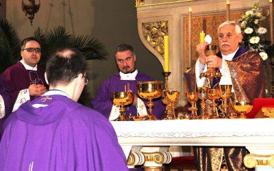 Posljednji zavjeti naših isusovaca pred p. Generalom i druženje sa prijateljima HPDI