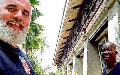 Pater Ike Mandurić o životu na Filipinima