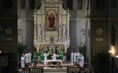 Razderana utroba bazilike Srca Isusova: korizmeni pogled s Biblijom u ruci