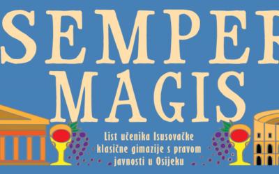 SEMPER MAGIS – list učenika IKG-a