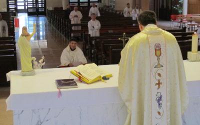 Zadnji zavjeti isusovca p. Antuna Volenika