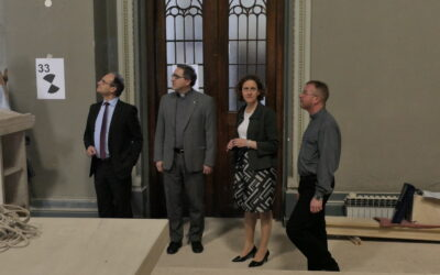 Ministrica kulture posjetila Baziliku Srca Isusova