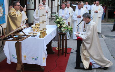 O. Smiljan Milićević položio zadnje zavjete u Družbi Isusovoj