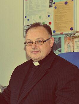 p. Stipo Balatinac, SJ.