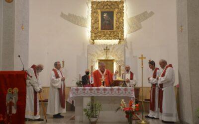 Otvaranje godine sv. Ignacija u Beogradu