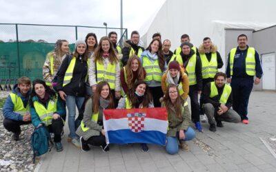 SKAC Osijek aktivno pomaže mladima u duhovnom i karitativnom djelovanju