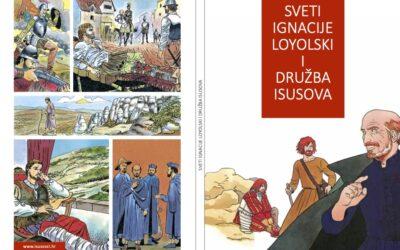 Tiskani materijali za Vjeronaučnu olimpijadu o sv. Ignaciju i Družbi Isusovoj